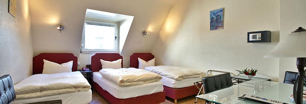 Hotel Müller Köln - 科隆 - 臥室