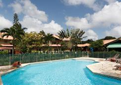 拉查米耶爾酒店 - Cayenne - 游泳池