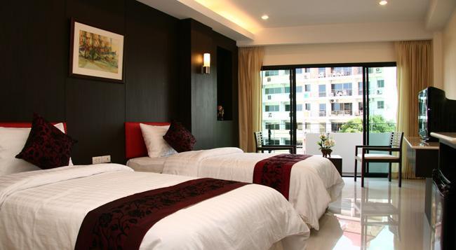 My Place @ Hua-Hin Hotel - 華欣 - 臥室