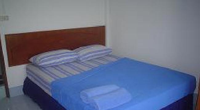 Thiptara Resort - 蘇梅島 - 臥室