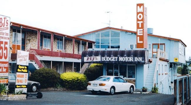 BJ's Budget Motor Inn Motel - 漢密爾頓 - 建築