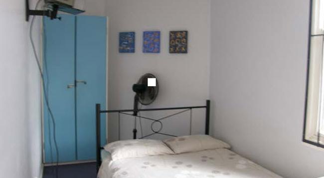 Sinclairs City Hostel - 悉尼 - 臥室