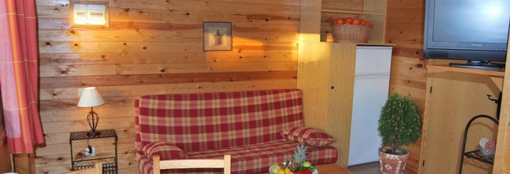 Spa Natura Resort - Camping - Peniscola - 臥室