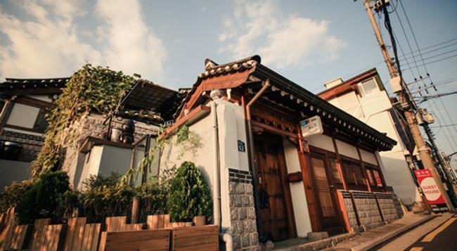 Bukchonmaru Hanok Guesthouse - 首爾 - 建築