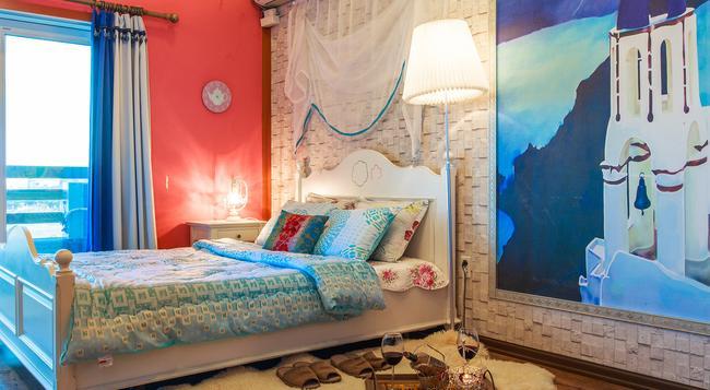 Casa Seorak Bed&Breakfast - 束草 - 臥室