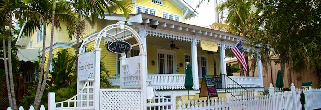 Palm Beach Hibiscus Bed & Breakfast - West Palm Beach - 建築