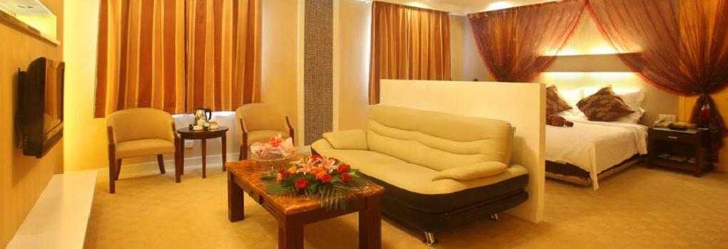 Siya Garden Hotel - Nanjing - 南京 - 臥室