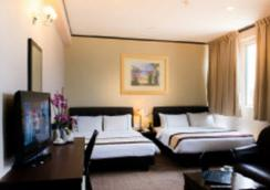 紫藤酒店 - 柔佛巴魯 - 臥室