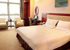 Green Tree Inn Hefei Jinding Square Hotel - 合肥 - 臥室