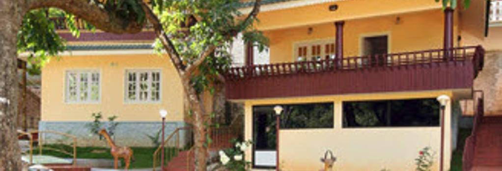 Aruvi Resorts - Munnar - 建築