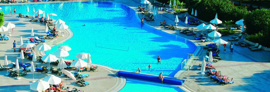Green Max Hotel Belek - 貝萊克 - 游泳池