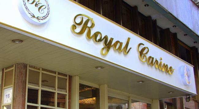Royal Carine Hotel - 安卡拉 - 建築