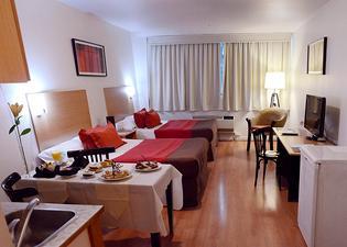康格力索水療公寓酒店