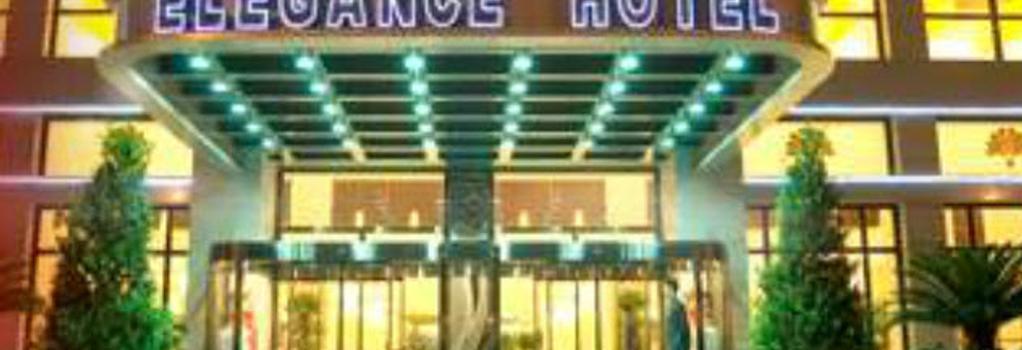 Huizhong Hotel - Tianjin - 天津 - 建築