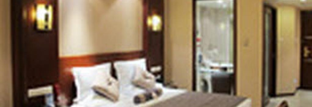 Xuzhou Hanyuan Express Hotel - 徐州 - 臥室