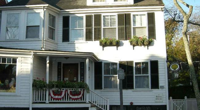 Nantucket White House Inn - Nantucket - 建築