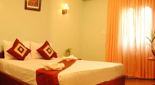Rithy Rine Angkor Hotel - 暹粒 - 臥室