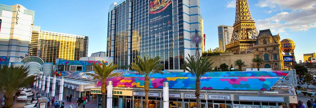 Bally's Las Vegas - Hotel & Casino - 拉斯維加斯 - 建築
