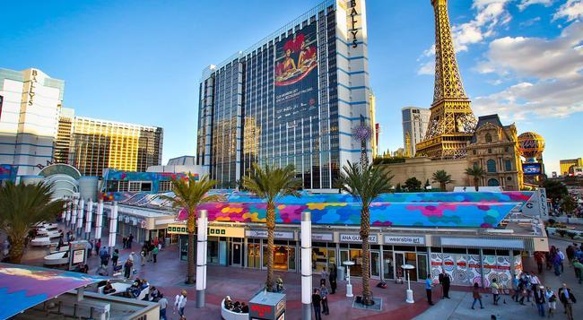 Bally's Las Vegas - 拉斯維加斯 - 建築
