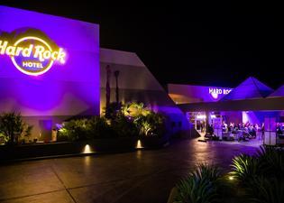棕櫚泉硬石酒店