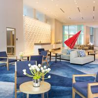 Atton Brickell Miami Lobby Sitting Area