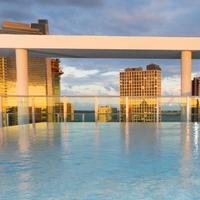 Atton Brickell Miami Rooftop Pool
