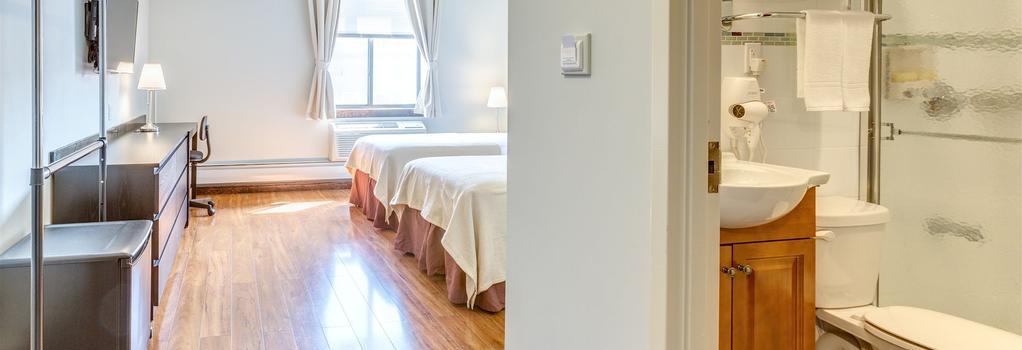 LIC Hotel - 皇後區 - 臥室