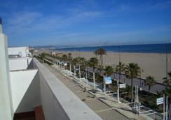 環球酒店 - 瓦倫西亞 - 海灘