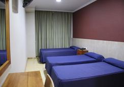 環球酒店 - 瓦倫西亞 - 臥室
