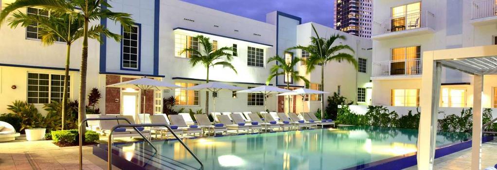 Pestana South Beach Art Deco Hotel - 邁阿密海灘 - 建築