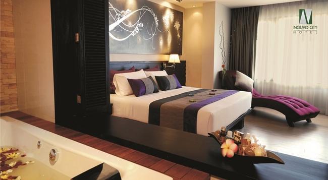 Nouvo City Hotel - 曼谷 - 臥室