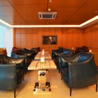 V8 Hotel Lobby Sitting Area