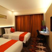 V8 Hotel Guestroom