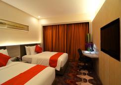 新山V8酒店 - 柔佛巴魯 - 臥室