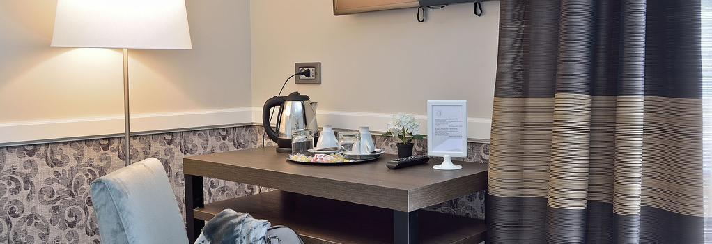 Fragrance Hotel St Peter - 羅馬 - 臥室