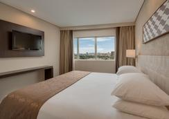 博里尼普羅迪基大酒店 - 聖保羅 - 臥室