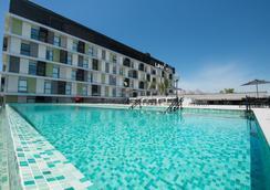 加利昂LINX國際機場酒店 - 里約熱內盧 - 游泳池