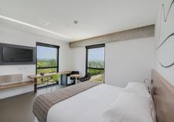 加利昂LINX國際機場酒店 - 里約熱內盧 - 臥室
