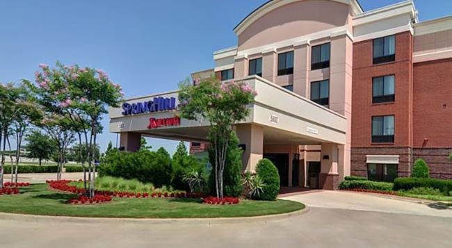 SpringHill Suites by Marriott Dallas DFW Airport East-Las Colinas Irving - 歐文 - 建築