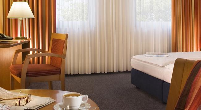 Park Hotel Blub Berlin - 柏林 - 臥室