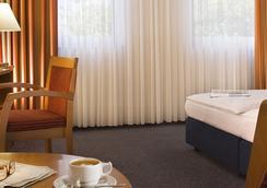 柏林新克爾恩中心公園酒店 - 柏林 - 臥室