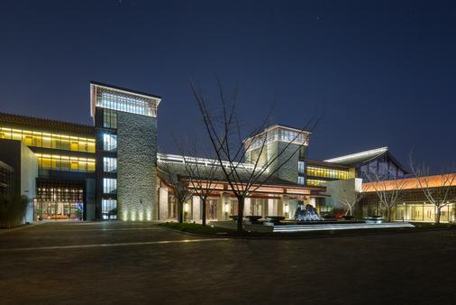 西安臨潼悅椿溫泉酒店 - 西安 - 建築