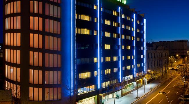 Sallés Hotel Pere IV - 巴塞羅那 - 建築