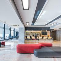 Salles Hotel Ciutat Del Prat Lobby Lounge