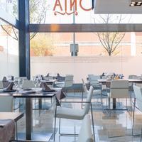 Salles Hotel Ciutat Del Prat Dining