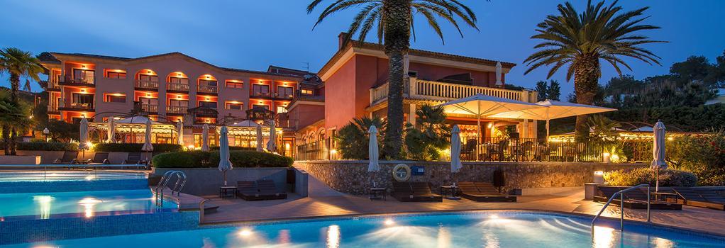 Salles Hotel & Spa Cala Del Pi - Platja d'Aro - 建築