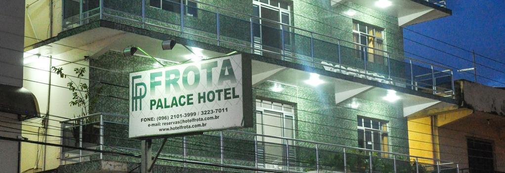 Frota Palace Hotel - Macapá - 建築