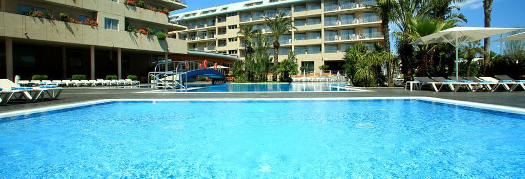 Aqua Hotel Onabrava & Spa - 聖蘇珊娜 - 游泳池
