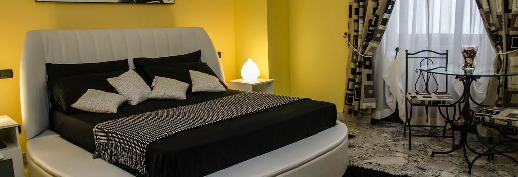 Hotel Sant'Eligio - 那不勒斯/拿坡里 - 臥室