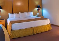 瓜達拉哈拉廣場洛佩斯馬特奧斯行政酒店 - 瓜達拉哈拉 - 臥室